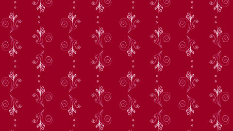 Color Wedding Background Flowers Pattern 0