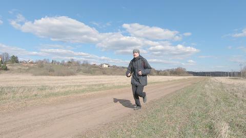 Cross Country Running. 1