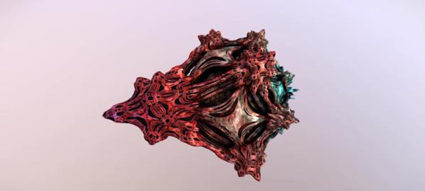 Muta Gen Covid 3D Model