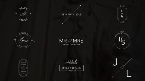Wedding Titles V 03 After Effects Template