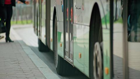 Public Pus is Major Transportation Footage