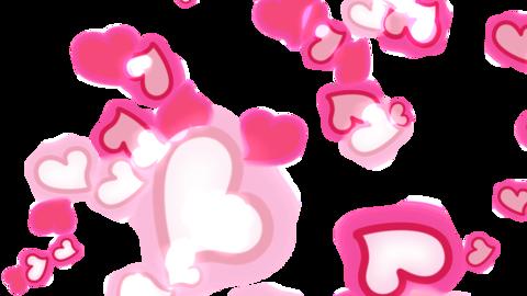Confetti CuteHeart QTA 動畫