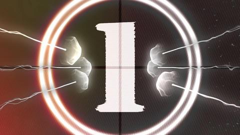 Countdown Mix plus Explosion plus text Animation