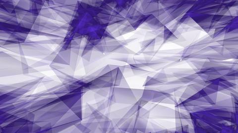 Triangle Animation Background
