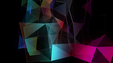 Background Plexus Animation 動畫