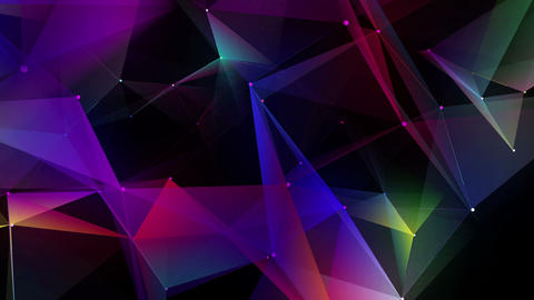 Plexus Animation Background 動畫