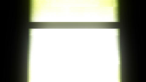 Screen Tape Filmstrip Leader Noise Damage Abstract Background Animation