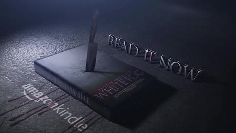 Thriller Book Intro After Effects Template