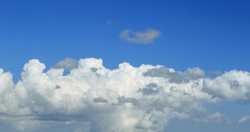 Clouds are formed and dissipated upstream over the coast. Time Lapse Footage