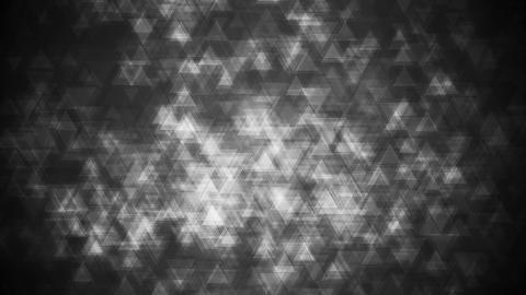 Black grunge triangles video animation Animation