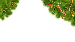 Christmas Decorations On Transparent Background 04 Animation
