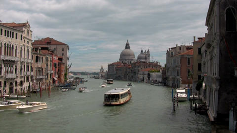 Grand Canal, Venice Footage