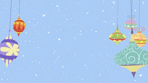 5 Christmas Background