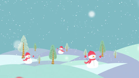 5 Christmas Background 2