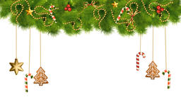 Christmas Decorations On Transparent Background 07 Animation
