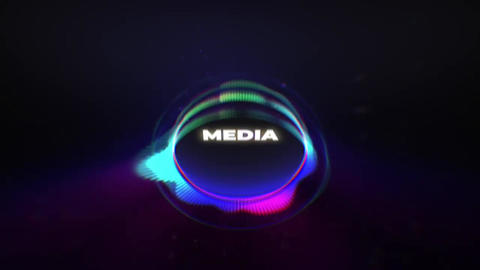 Colorful Neon Logos (FCPX)