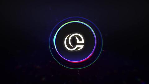 Neon Logo Reveal Final Cut Pro 0
