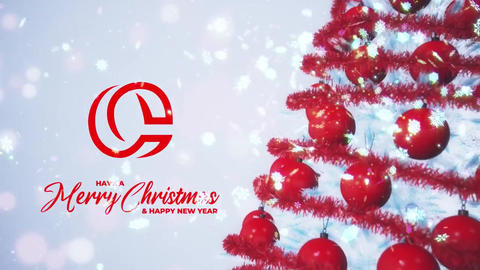 Christmas And New Year Slideshows / Christmas And New Year Logos AE 2