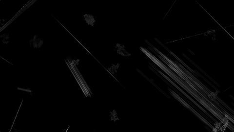 Grunge Lines Overlay Loop Animation