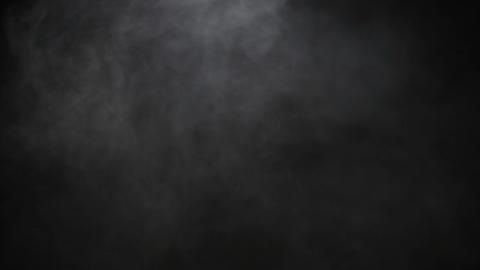 Light Smoke Ambiance Video Live Action