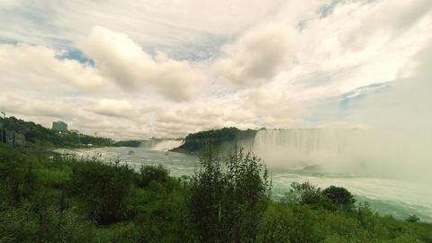 4K Ultra HD Niagara Falls Clip 02 - Time Leaps Footage