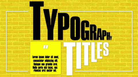 Typography Collection 1