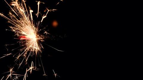 Sparkle Stick Live Action