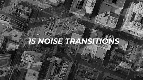 Noise Transitions for Premiere Pro