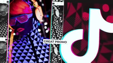 Social Media Promo Premiere Proテンプレート