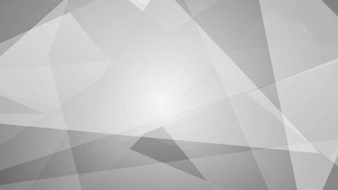 Grey abstract tech geometric video animation Animation