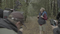 Backstage Shooting In The Wood S UHD 2