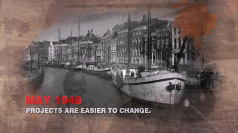 Historical memory After Effects Template