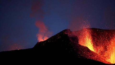 Volcanic Eruptions.