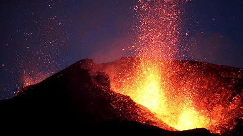 Volcanic Eruptions. 1