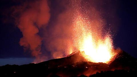 Volcanic Eruptions. 2