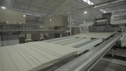 A large conveyor belt at the plant Live Action