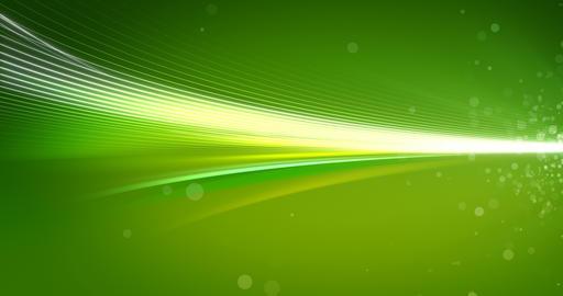 Soft Green Background Animation