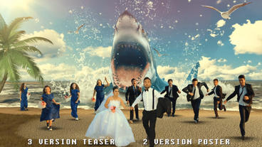 Wedding Day Teaser and Poster Maker After Effects Project