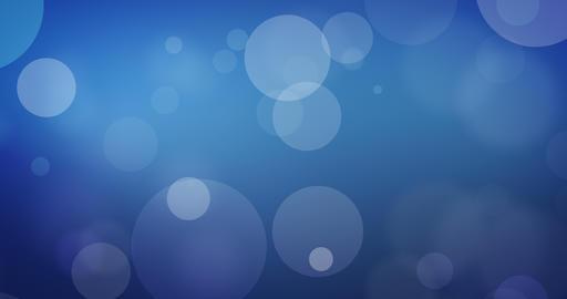 Blue Lights Background Animation