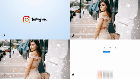 50% savings!!! 4 stylish slideshows in one file. Collection-7 After Effects Template
