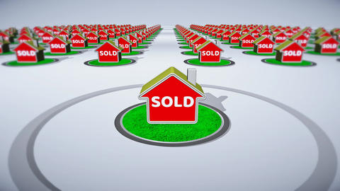 Real State House Sale 動畫