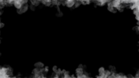 Smoky Frame Animation