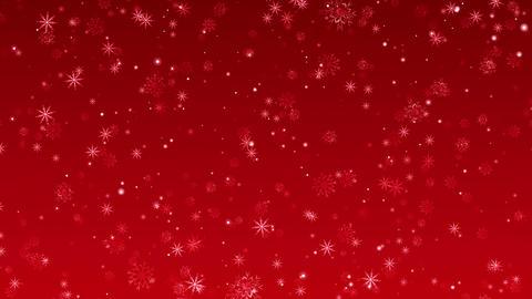 snowflake background Animation