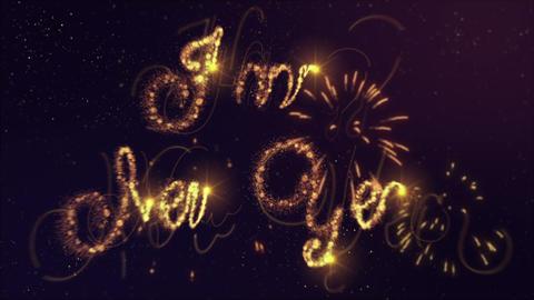 Happy NewYear Animation