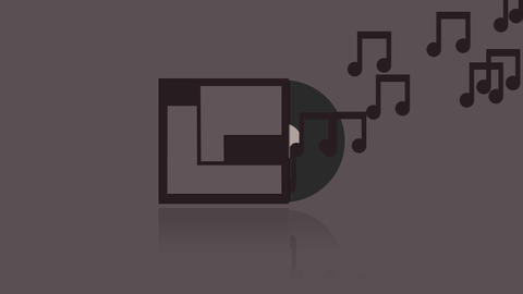 LP player Animation