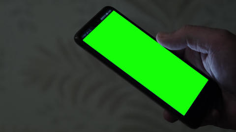 Phone Green Screen & Alpha