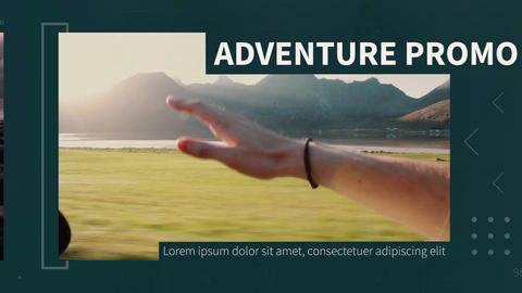 Adventure Promo After Effects Template