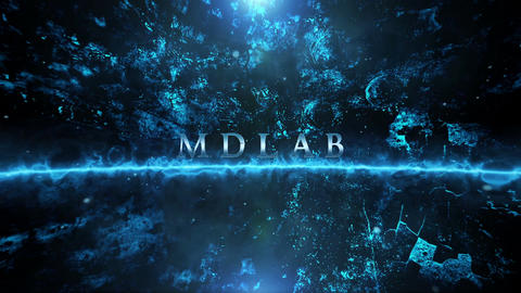 Frozen Trailer Titles After Effects Template
