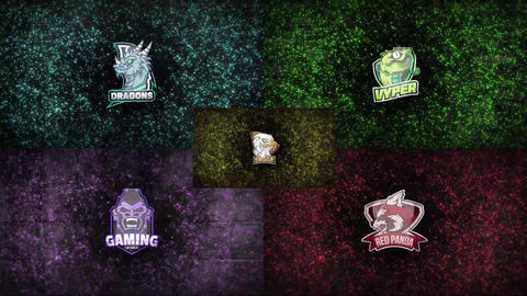 Impact Logo After Effects Template
