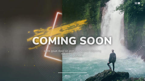 Adventure Intro After Effects Template
